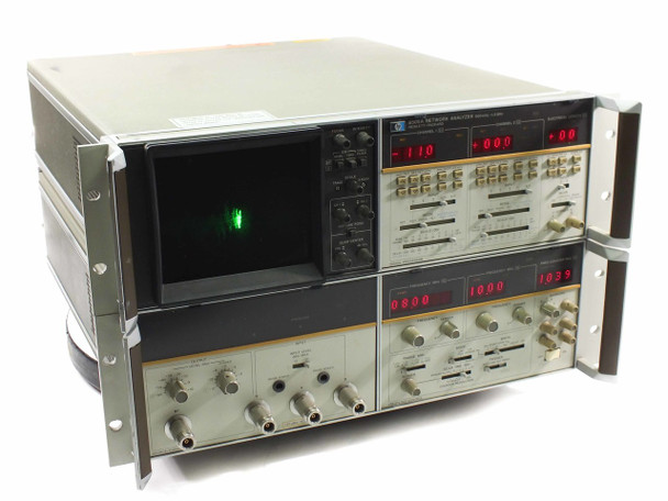 HP 8505A RF Network Analyzer 500 kHz to 1.3 GHz