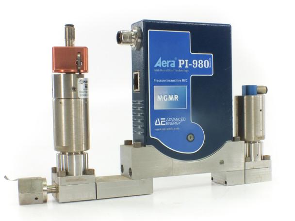 Advanced Energy PI-980 Aera Pressure Insensitive MFC Mass Flow Controller