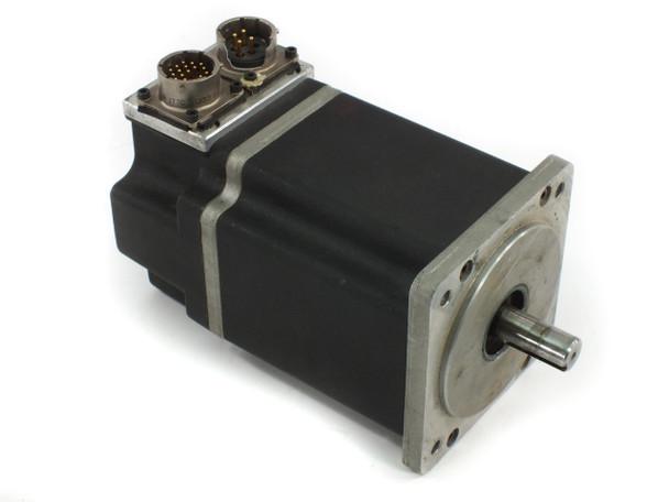 "Allen-Bradley N-3406-2-H00AA 230V Servo Motor 6000RPM 6.2LB/IN Torque 0.5"" Shaft"