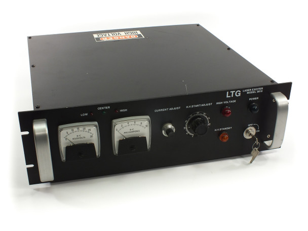 LTG LT3010 Laboratory Laser Exciter / Power Supply - LaserTech Group