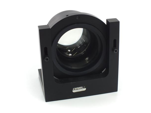 Oriel 66112 Instruments Bench Mount Aspherab Condensing Lens Assembly