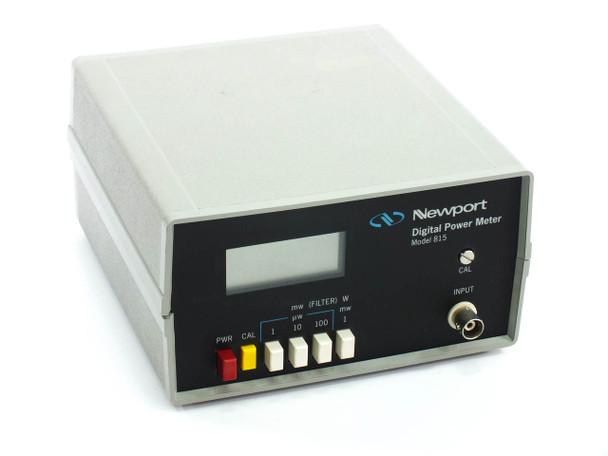 Newport 815 Digital Power Meter - AS IS