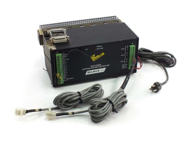 Velmex NF90-2 Programmable 3-Unit Stepping Motor Controller - 120 Volt AC