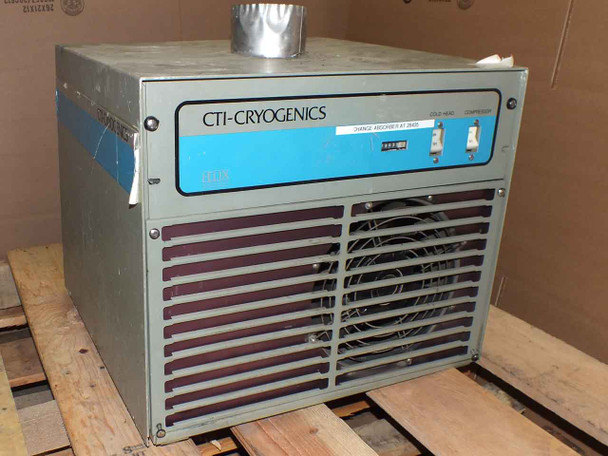 CTI Cryogenics 8032224 Model SC Air Cooled Compressor