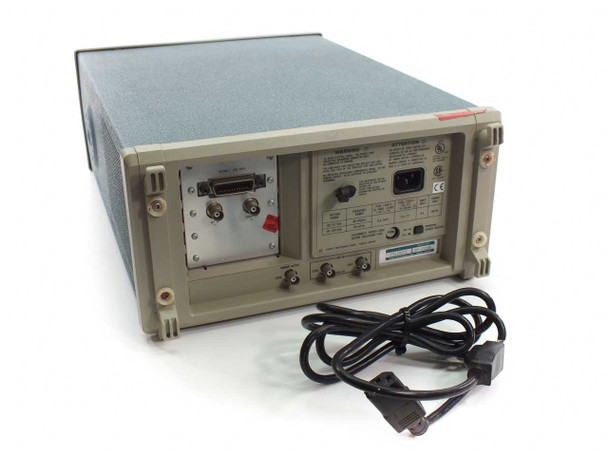 Sony Tektronix AFG2020 Synthesized Arbitrary Function Operator 250MS/s