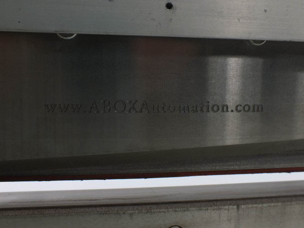ABOX Automation GKA600C03-F-MC 600mm Closed Frame Guillotine Knife Assembly