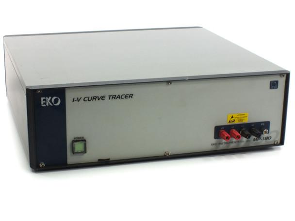EKO MP-180 I-V Curve Tracer - High Precision Solar Cell / Panel Power Tester