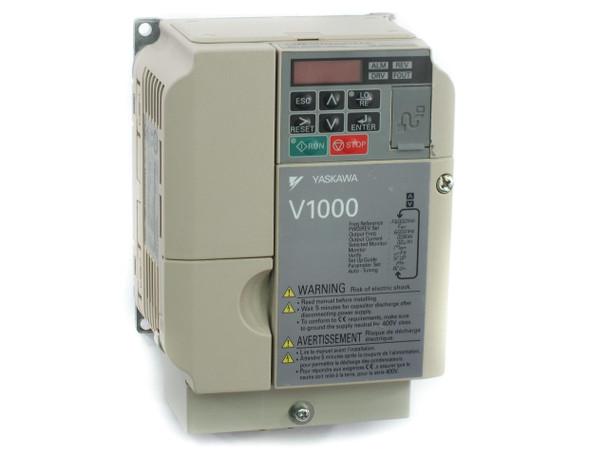 Yaskawa V1000 NEMA 1 Compact Current Vector Drive CIMR-VU4A0001FFA