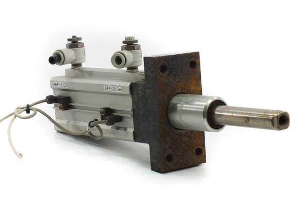 SMC MK2B50L-70-DCK7869K Heavy Duty Rotary Clamp Cylinder Max Pressure: 1.0MPa