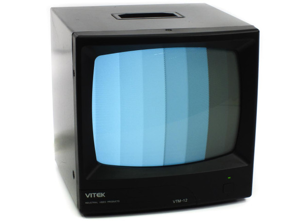 Vitek VTM-12 12-inch Black and White Video Monitor