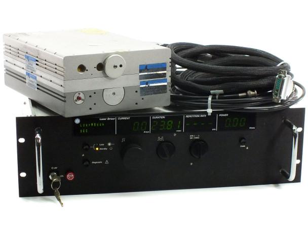 Iridex LB Spectrum 1064nm 40W Laser with LSC Laser Driver Power Supply