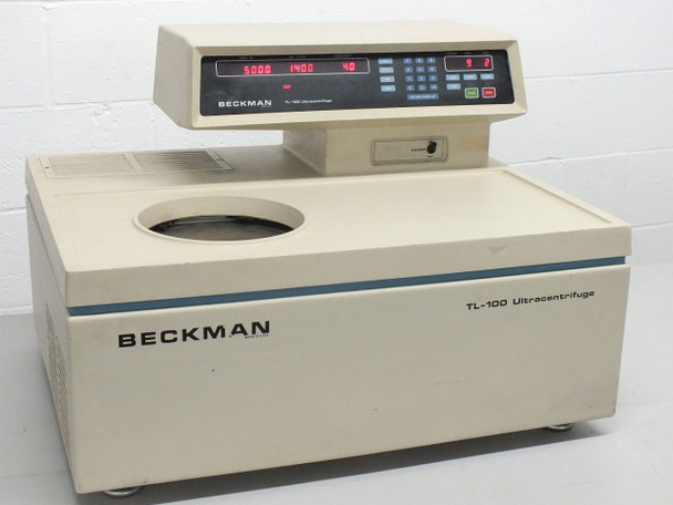 Beckman TL-100 Ultra Centrifuge - As IS