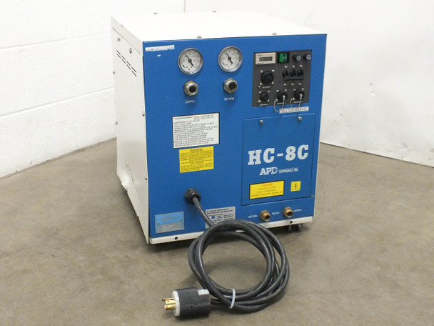 APD Cryogenics HC 8C Helium Compressor for Cryo-Torr Vacuum Pump