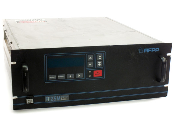 RFPP RF25M Water Cooled RF Power Supply, 2500 Watts