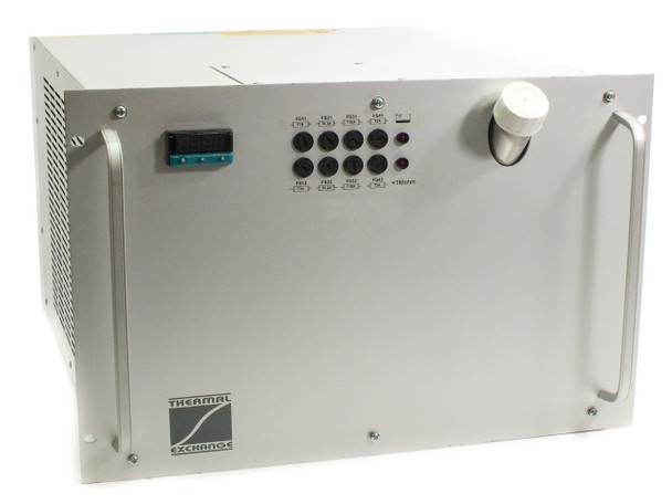 Thermal Exchange SPL- CR7U12-S Refrigerated Rackmount Chiller Water Cooler