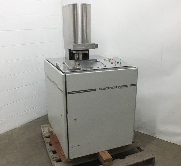 Electron Vision ElectronCure 30X E-Beam Photoresist Curing System - As Is