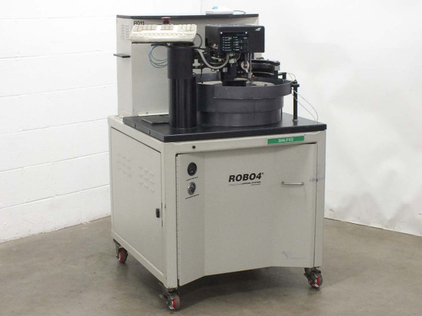 Advanced Imaging Robo4.3S-Elecbox 15 Inch Lapping Polishing System -Computerized