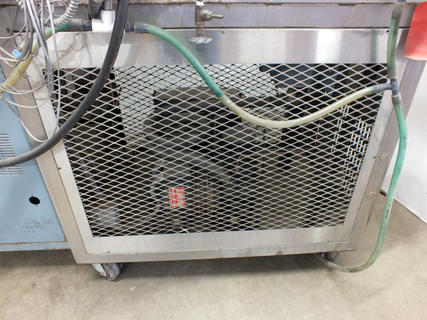 Blue M FR-256PB-1 Temperature Humidity Enviromental Chamber 18-93°C