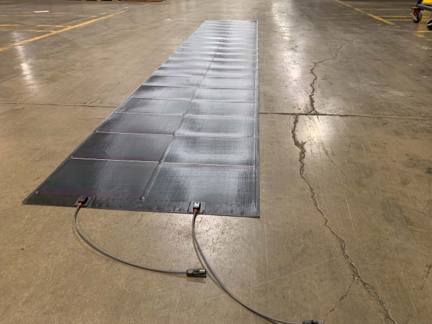 Xunlight XRD36-300 300 WATT Flexible Amorphous Solar Panel for Battery Charging