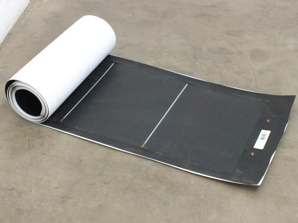 Xunlight XUS19-134 134W 29V Flex Amorphous Solar Panel - No Cables - Metal Tabs