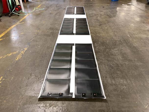 Xunlight XRS5-42 42 WATT Flexible Amorphous Solar Panel for Battery Charging