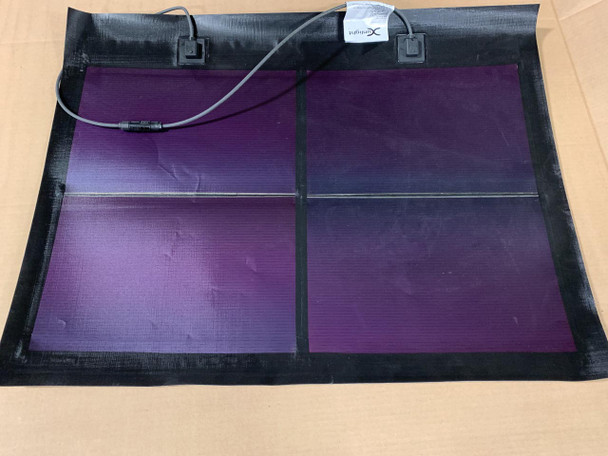 Xunlight XRD4-33 33 WATT Flexible Amorphous Solar Panel for Battery Charging