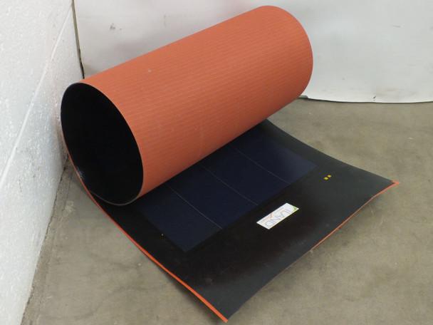 iLand XZS8-16 16-Watt 12-Volt Flexible Roll-Able Portable Amorphous Solar Panel