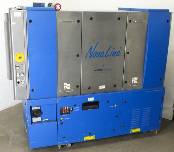 Lambda Physik Novaline K2020B Excimer Laser 80 Watt 248nm Wavelength Lithography