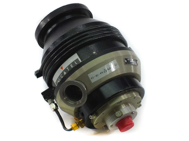 Alcatel 5402 CP Turbo Mmolecular High Vacuum Pump