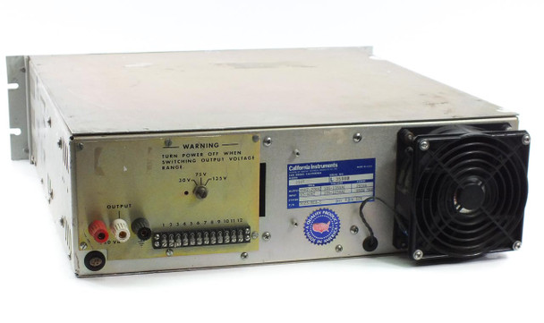 California Instruments 251T AC Power Source Invertron with 800T Plug-In