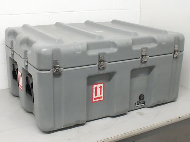"""Hardigg 38"""" x 28"""" x 19"""" Hard Shell Foam Lined Single Lid Case - Pelican Style"""