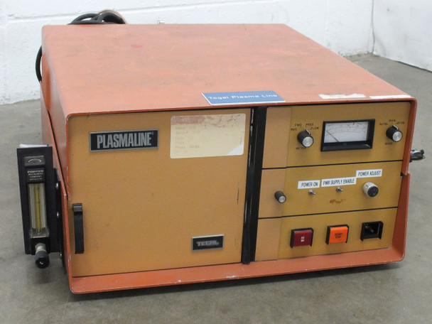Tegal PlasmaLine 200 Plasma Barrel Etcher – As Is Power Supply