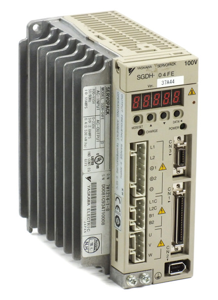 Yaskawa SGDH-04 FE Servopack 100V Drive 100-115V 0-230V