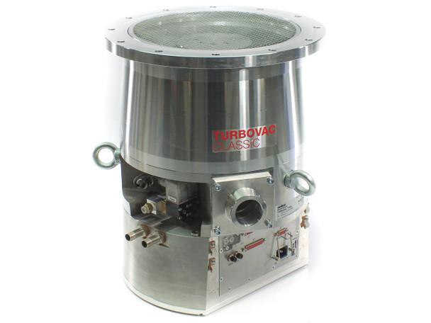 Leybold T1600 Turbovac Classic Turbo Vacuum Pump 800040V2444 ISO-F 2011