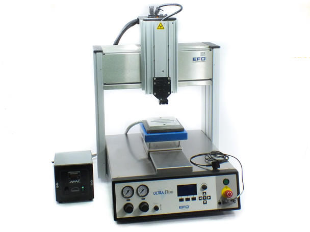 Nordson-EFD 325 Ultra TT Automated Dispensing System with Wenesco Chromalox 1600