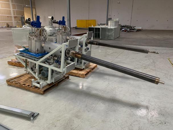 Riber Jet 40K Selenium Cracker for Mass Production of Solar CIGS Cells - As Is