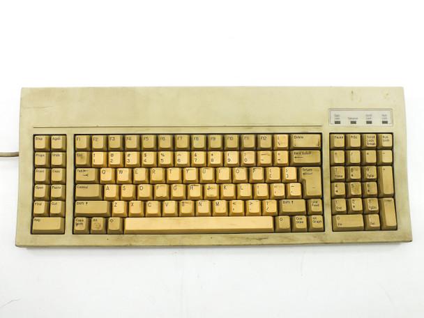Sun 3201005-02 Terminal Keyboard 8-Pin DIN Connector - E03470014 - As Is