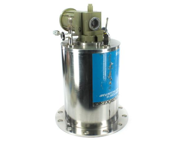 CTI-Cryogenics CRYO-TORR 10 Cryo Vacuum Pump