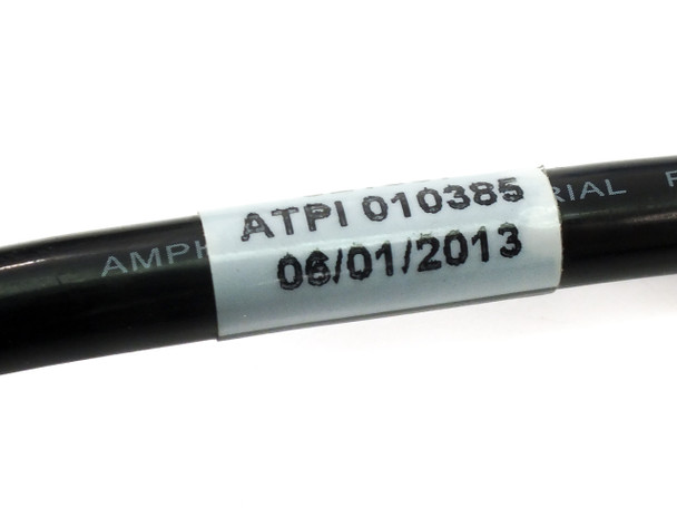 Amphenol Pair of 4-Solar-Panel Parallel Connection Cable 36-Foot Long Overall