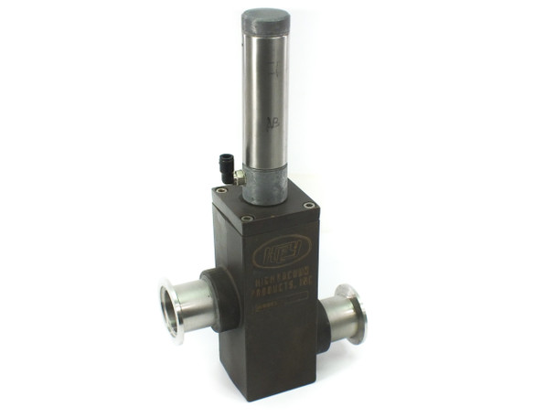 Key High Vacuum Products BL162 Pneumatic Brass Valve 1-5/8 Socket - BL-162
