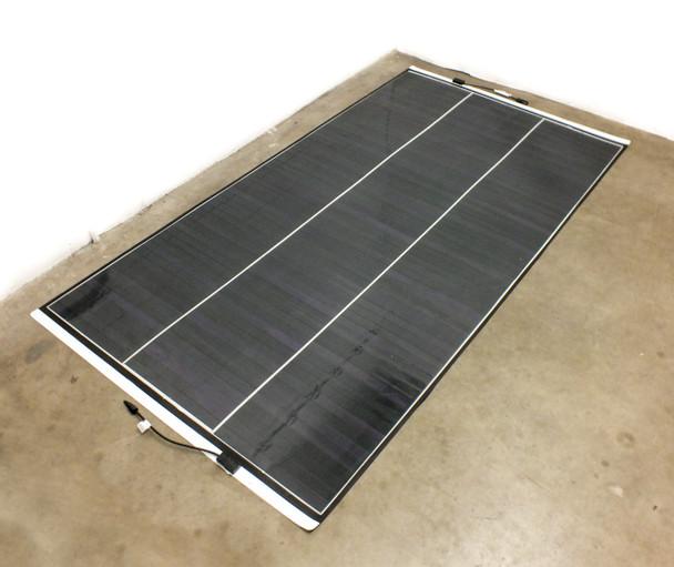 Solopower SP3L-220 220 Watt Solar Panel 7' Battery Charging RV Boat Camping