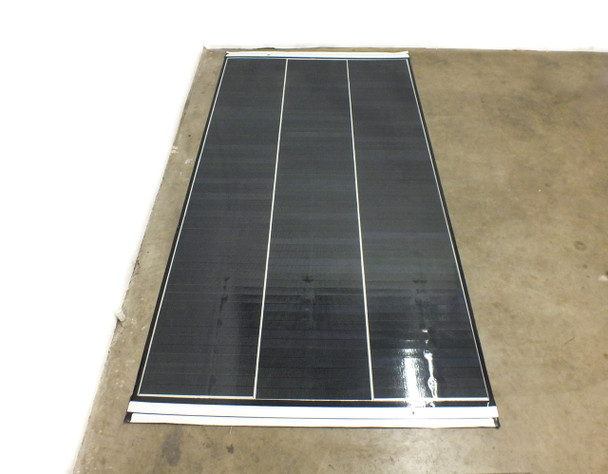 Solopower SP3L-200 200 Watt CIGS 7' Long Flexible Solar Panel with Solder Points