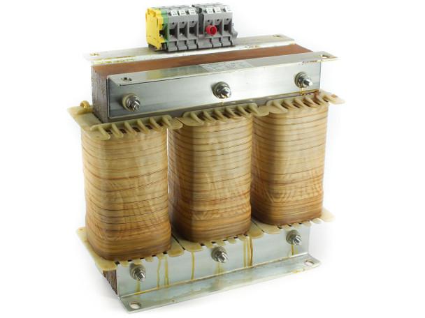 DRIE Transformatoren BV 40.54.520 20kVA 3-Phase Transformer PRI: 480 SEC: 208V