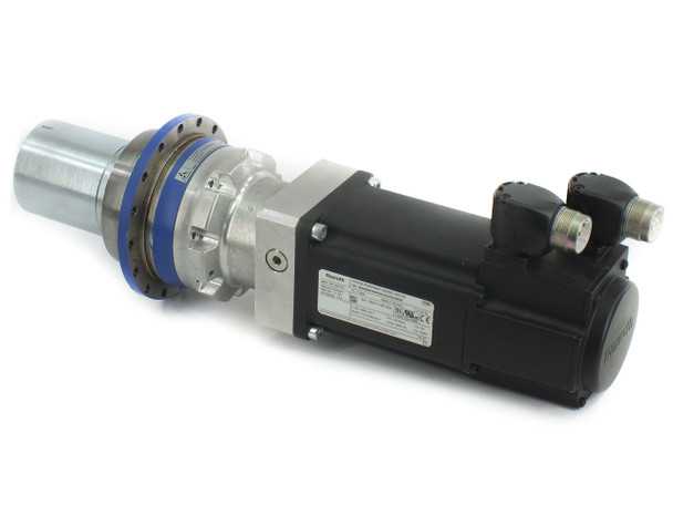 Rexroth MSK040B-0450-NN-S2-UG0-NNNN MSK040B 3-phase Synchronous Servo Motor with Wittenstein Alpha Gearbox