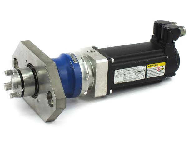 Rexroth MSK040B Servo Motor with Wittenstein Alpha Gearbox 3PH