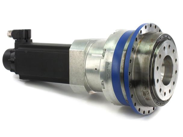 Rexroth MSK061C 3-phase Permanent Magnet Servo Motor, Wittenstein Alpha Gearbox