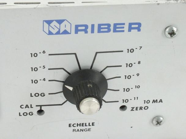 Riber JBA 12A Vacuum Pressure Gauge - Sputtering - FOR PARTS / AS IS