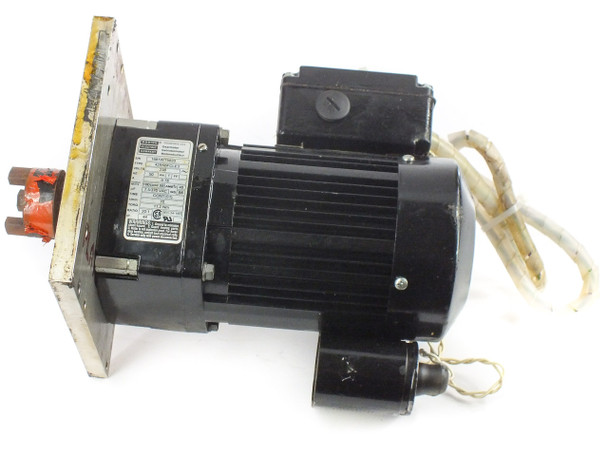 Bodine 42R5BFCI-E3 0.15HP Electric Motor 230V Phase-1 70RPM 0.78A 11.2Nm