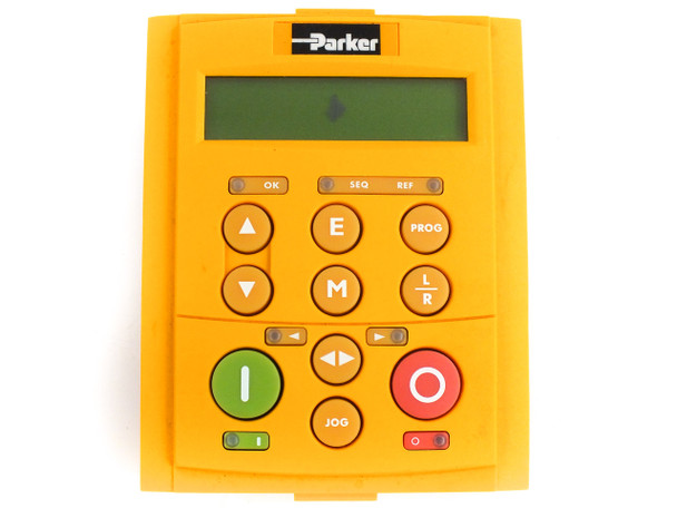 Parker 6901-00-G 6901/00/G Keypad Operator with Alpha Numeric LCD Display