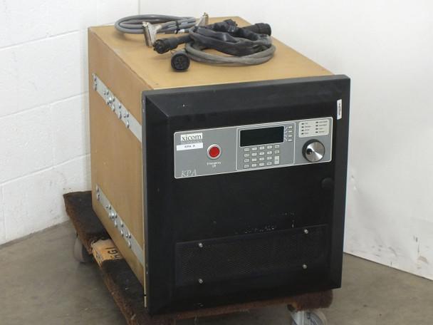 Xicom XTK-3000C C-Band 3000W Klystron Power Amplifier KPA - Remote - 305-151-007